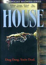 House (Dvd, 1985)