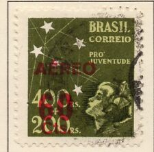 Brazil 1944 Early Issue Fine Used 60c. Surcharged NW-17192