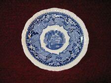 "Mason's Ironstone Transferware ""Vista Blue"" Made in England circa 1930"