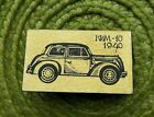 KIM-10 first Soviet small car 1940 USSR Old Rare Pin Badge Vintage Russia