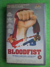 BLOODFIST  (BILLY BANKS)    -  BIG BOX ORIGINAL RARE & DELETED