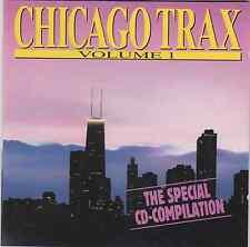 Chicago Trax Megamix ( Rare Maxi CD ) 1987