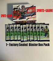 2020 Donruss Football 1 Factory Selaed Pack From A Blaster Box HOT! BURROW?