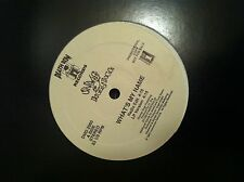 "SNOOP DOGGY DOGG what's my name 12"" RECORD PROMO DR DRE SUGE KNIGHT"