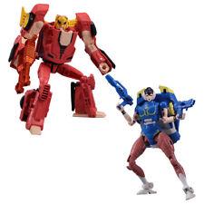 Takara Tomy STREET FIGHTER II x TRANSFORMERS KEN vs CHUN-LI Japan version