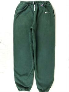 Vintage 90s Champion Spell Out Sweatpants Joggers size XL