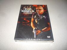 THE SHIELD : THE COMPLETE THIRD SEASON  DVD  4 DISC'S BRAND NEW AND SEALED