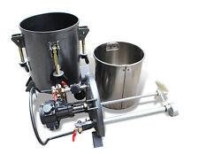 8gal Pressure Feed Paint Mixer Pot Tank Sprayer Regulator Air Agitator