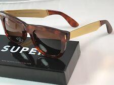 RetroSuperFuture Ciccio Francis Havana Sunglasses SUPER 366 NIB FAST SHIP