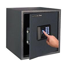 BIO BIOMETRIC FINGERPRINT SAFE COMBINATION PASSWORD LOCK GUN VAULT HOME BOX