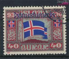 IJsland D53 gestempeld 1930 Duizendjarig (9223487