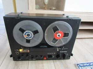Uher SG 560 Royal - Tonbandgerät - mit 4-Spur Kopfträger (Z 346)