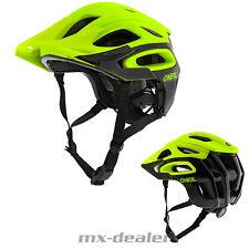 O'Neal Orbiter 2 schwarz neongelb Fahrrad Helm All Mountain Trail MTB Enduro BMX