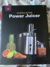 Andrew James Power Juicer 990 Watt
