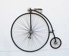 Einrad Höhe11cmcm Dekoration Eisenblech Nostalgierad Eisenrad