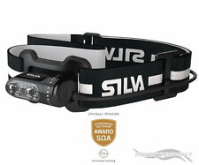 Linterna Silva Trail Runner II USB LED de cabeza Frontal Lámpara