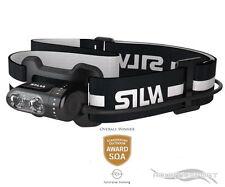 Linterna frontal Silva Trail Runner II USB negra