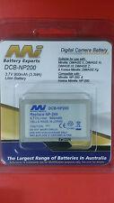 Digital Camera Battery Minolta NP-200 equivalent - BNIB