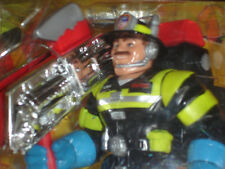 NEW Rescue Heroes F.D.N.Y. Team WENDY WATER FIREFIGHTER FISHER PRICE RARE SET