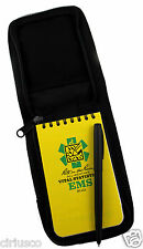"""EMS """"Rite in the Rain"""" Vital Statistics 3""""x5"""" Notebook Kit with Cover & Pen"""