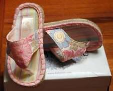 NIB New BABY LULU HTF Pretty Spring Daisy Thong Toe Sandals Flip Flops Shoes 6 5