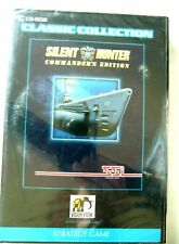 69671 - Silent Hunter Commander's Edition [NEW / SEALED] - PC (2000) Window