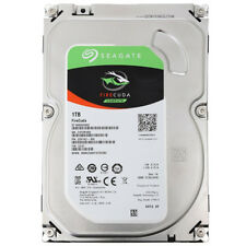 Seagate ST1000DX002 1TB Solid State Hybrid Drive for Desktop 7200rpm SATA 6Gb/s