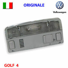 Plafoniera luci interna VW GOLF 4 IV PASSAT OCTAVIA FABIA ORIGINALE pulsanti