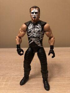 Mattel WWE Elite Sting Defining Moments HEAD SWAP Loose Action Figure