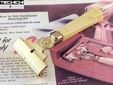 Schick Type G8 Vintage Injector Safety Razor