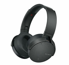 Sony Extra Bass Over-Ear Headphones - Black (MDR-XB950N1)