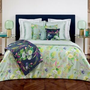 YVES DELORME | BOUQUETS COLLECTION 100% COTTON SATEEN  300TC 60% OFF RRP