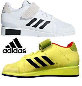 Adidas Power Perfect III Gewichtheben Schuhe Sportschuhe Powerlifting Schuhe