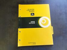 John Deere 25 and 25A 3-Point Hitch Sprayers Parts Catalog Pc-949