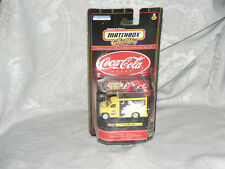 Matchbox 1999 Coca-Cola Ford Box Van Diecast 1:64 Scale NIP