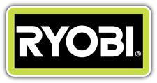 "Ryobi Tools USA Car Bumper Window Tool Box Sticker Decal 7""X3"""