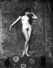 A4 vintage anni 1920 ART DECO belle ragazze nude... Vittoriano/Edwardiano BEAUTIES 986