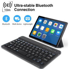 Wireless Keyboard Mini Bluetooth Rechargeable Support IOS Windows Android