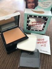 Benefit Hello Flawless Custom Powder Foundation - Hazelnut - New
