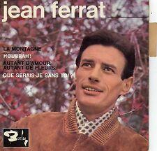 JEAN FERRAT LA MONTAGNE FRENCH ORIG EP ALAIN GORAGUER