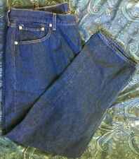 Levi's 501 XX Jeans USA Made Vintage 1990's Cone Mills Era Quality Denim 42x32