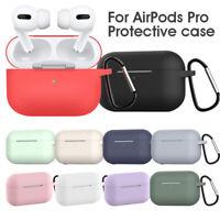 für Apple Airpods Pro Airpod 3 Silicon Case Schutzhülle (Schutzhülle) Shell