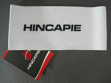 Hincapie Sportswear Cycling Elastic Thermal Grapheme Headband in White One Size