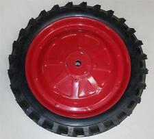 IH Farmall F-20 Spoked Red Pedal Tractor Rear IDLE Wheel/Tire ERTL 12x1.75
