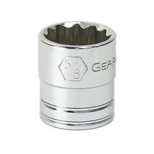 "Gearwrench KD 80507 15/16"" Socket 3/8"" Drive 12 Point Standard SAE Socket"