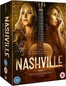 NASHVILLE THE COMPLETE SERIES COLLECTION DVD BOXSET NEW & SEALED