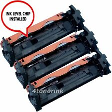 3pk CF217A 17A Toner Cartridge For Hp Lasejet M130fn M130fw M102w M102a +CHIP