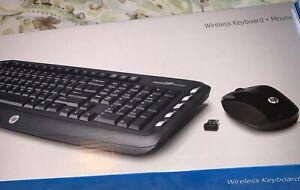Hewlett-Packard Classic LV290AA#ABA Wireless Keyboard