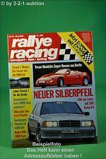 Rallye Racing 19/87 Treser Roadster Lotus Esprit Turbo
