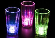 Cristalería vasos de chupitos para cocina, comedor y bar